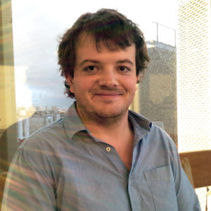 Alexandre Faure, Post-doctoral Fellow